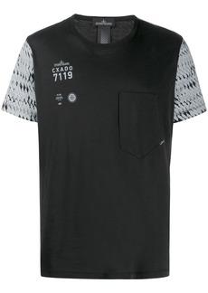 Stone Island colour-block T-shirt