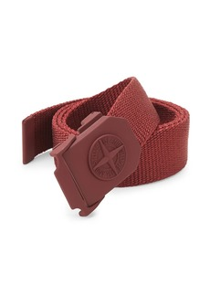 Stone Island Adjustable Textile Belt
