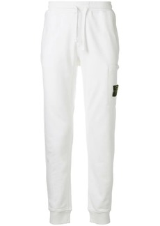 Stone Island basic track trousers