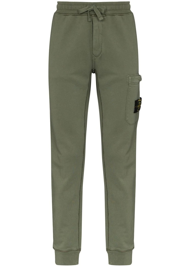 Stone Island Cargo cotton sweatpants