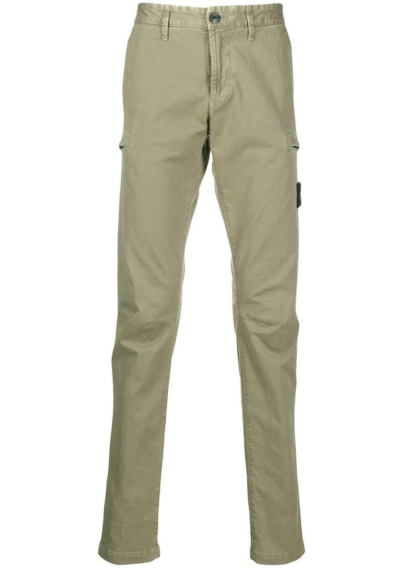 Stone Island cargo skinny trousers