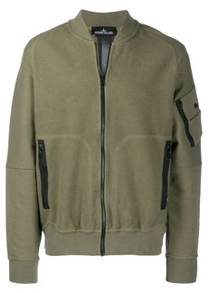 Stone Island casual bomber jacket