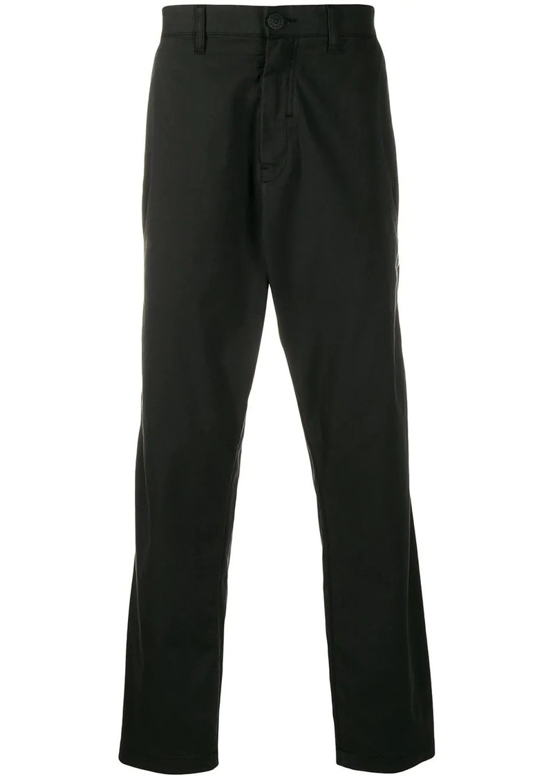Stone Island casual regular fit trousers