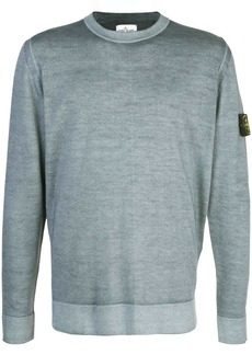 Stone Island compass badge sweater