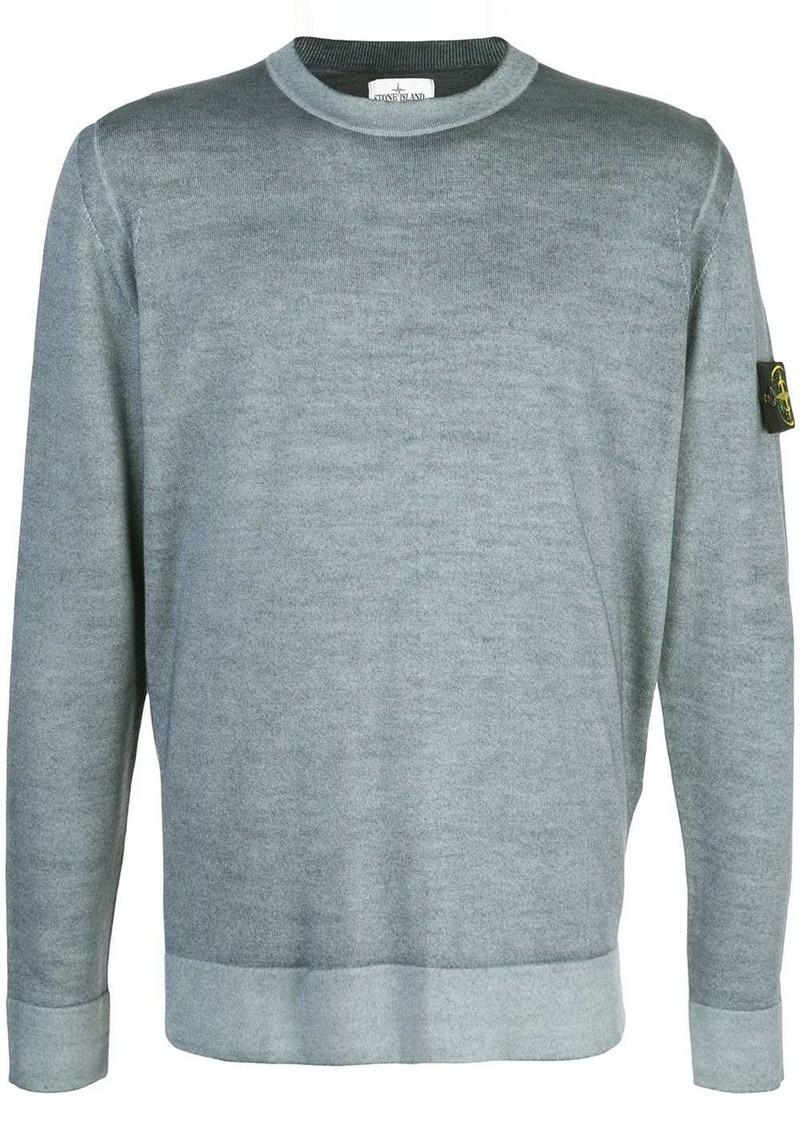 Stone Island compass badge sweater