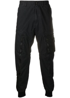 Stone Island cropped cargo trousers