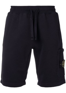 Stone Island elasticated waist shorts