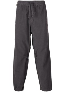 Stone Island elasticated waist trousers