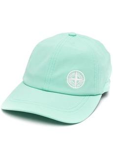 Stone Island embroidered-logo baseball cap