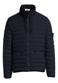 Stone Island Garment Dyed Down Puffer Jacket