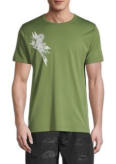 Stone Island Graphic Design T-Shirt