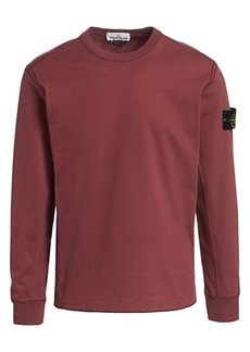 Stone Island Heavy Jersey Long Sleeve T-Shirt