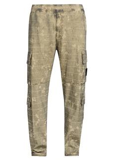 Stone Island Laser Camo Trousers