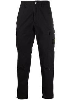 Stone Island logo-patch cargo trousers