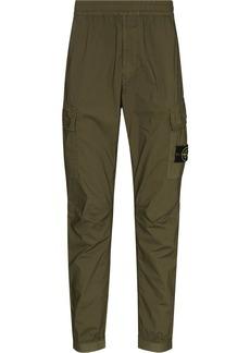 Stone Island Parachute logo-patch track pants