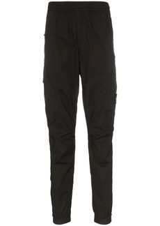Stone Island pocket detail straight leg track pants