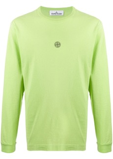 Stone Island relaxed-fit printed sweatshirt