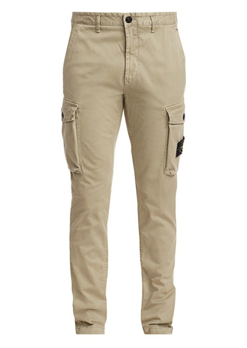 Stone Island Slim-Fit Military Cargo Pants