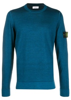 Stone Island slim-fit sweater