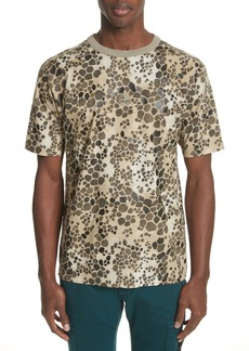 Stone Island Camo Print T-Shirt