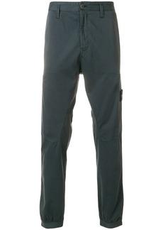 Stone Island cargo pocket chino trousers - Grey