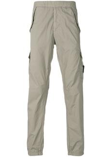 Stone Island cargo pocket chino trousers - Nude & Neutrals