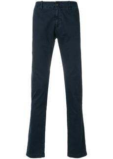 Stone Island classic chino trousers - Blue