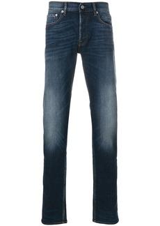 Stone Island classic slim-fit jeans - Blue