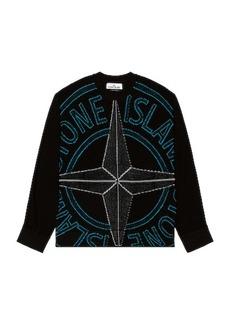 Stone Island Crewneck Knit Sweater