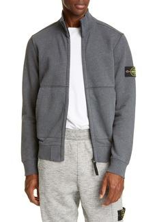 Stone Island Fleece Zip Jacket