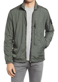 Stone Island Garment Dyed Crinkle Reps Nylon Shirt Jacket