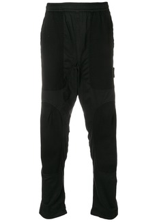 Stone Island Ghost piece trousers - Black