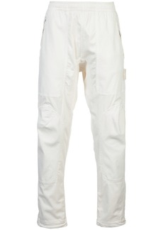Stone Island Ghost piece trousers - White
