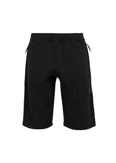 Stone Island Ghost wool-fleece bermuda shorts