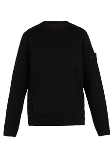 Stone Island Ghost wool sweatshirt
