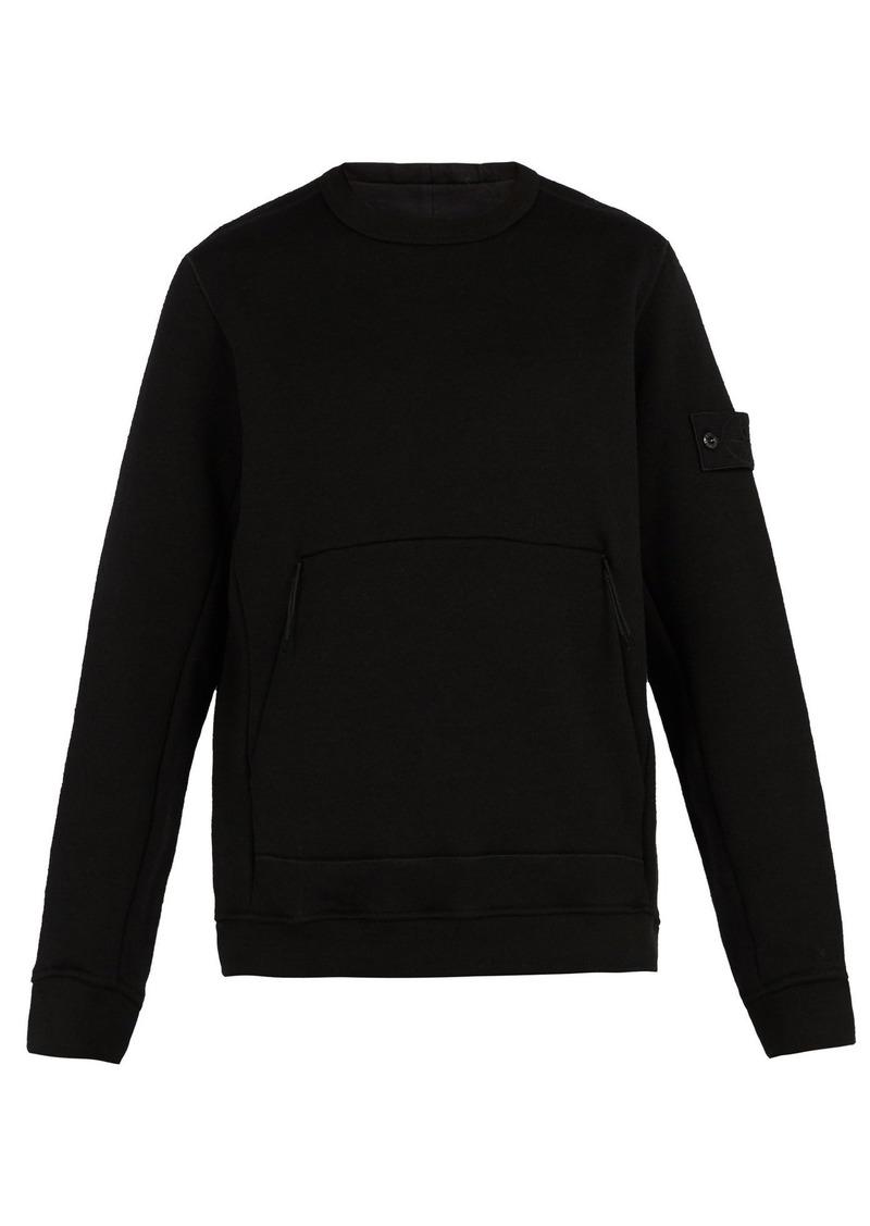 Stone Island Stone Island Ghost Wool Sweatshirt Outerwear