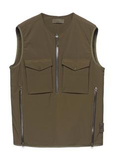 Stone Island Ghost Zip Utility Vest