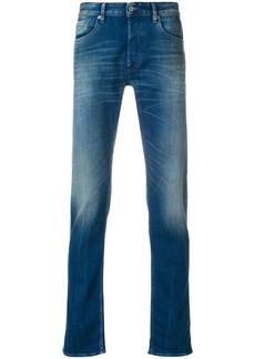 Stone Island J1BN4 SL USED jeans - Blue