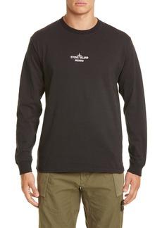 Stone Island Long Sleeve Product T-Shirt