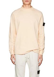 Stone Island XO Barneys New York Men's Cotton Fleece Sweatshirt