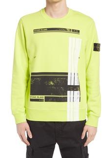 Stone Island Men's Crewneck Sweatshirt