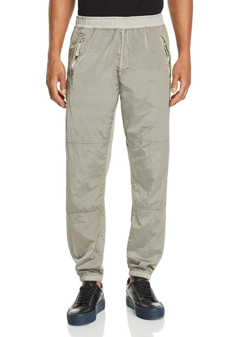 Stone Island Metallic Nylon Track Pants