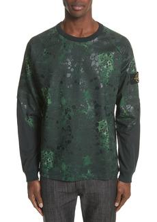 Stone Island Military Crewneck Sweatshirt