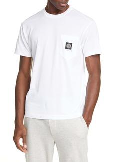 Stone Island New Stone Patch Pocket T-Shirt
