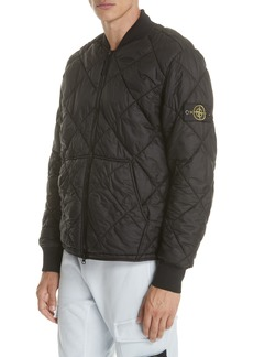 Stone Island Quilted Jacket