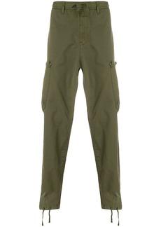 Stone Island Shadow Project elasticated waist trousers - Green
