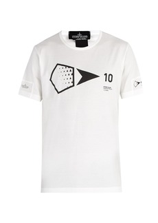 Stone Island Shadow Project Shadow Project cotton-jersey T-shirt