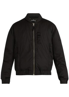 Stone Island Shadow Project Shadow Project down bomber jacket