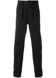 Stone Island Shadow Project slim-fit cargo trousers - Black
