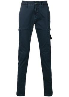 Stone Island skinny trousers - Blue
